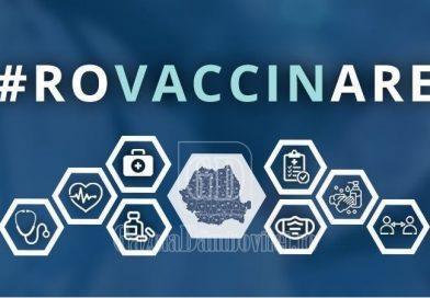 DÂMBOVIȚA: 2.489 de personae s-au vaccinat în perioada sărbătorilor. Mii de locuri libere în majoritatea centrelor