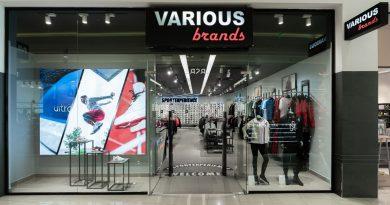 Various Brands a inaugurat magazinul reamenajat în incinta Ploiești Shopping City