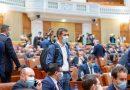 Senatorul Dragoș Popescu (USR PLUS) acuză opoziția că joacă la cacealma în chestiunea bugetului