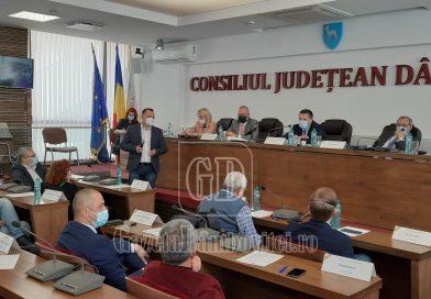CJD a majorat alocarea pentru Centura Târgoviștei. ,,Cu strângere de inimă'', consilierii PNL au votat proiectul de hotărâre.
