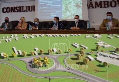 CJD a făcut primul pas pentru realizarea Inelului 2 de centură al municipiului Târgoviște