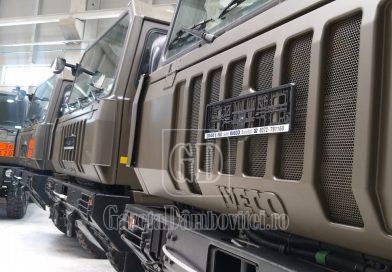 IVECO Petrești a dat drumul la producție. Vor fi asamblate 440 de camioane pe an