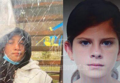 GURA OCNIȚEI: Minorii dispăruți, găsiți în pădure