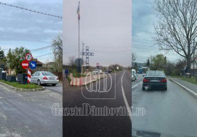 Restricții de tonaj în Răzvad și Valea Voievozilor