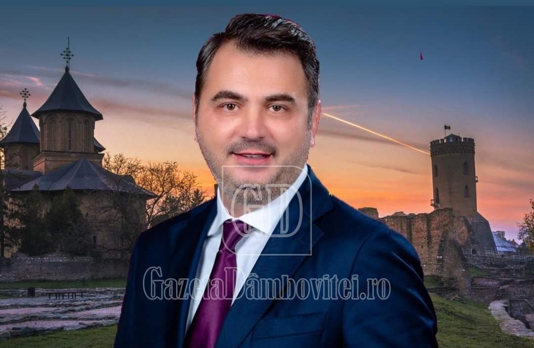 """Deputatul Radu Popa: """"Noi, românii, avem valori cu care putem concura lumea întreagă"""""""