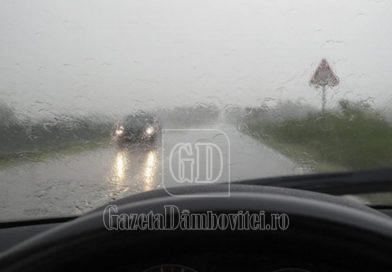 Titi Aur, sfaturi pentru a conduce corect și sigur pe ploaie și carosabil inundat