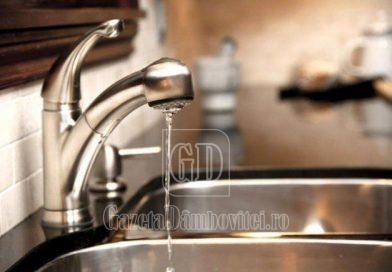 În 26 – 27 octombrie, apă va fi oprită în mai multe localități pentru igienizarea rezervoarelor