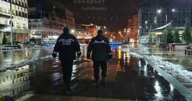 Week-end plin pentru polițiștii dâmbovițeni. Au fost aplicate 580 de sancțiuni contravenționale