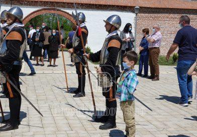 Palatul Potlogi s-a întors pentru o zi în vremea domnițelor și a străjerilor