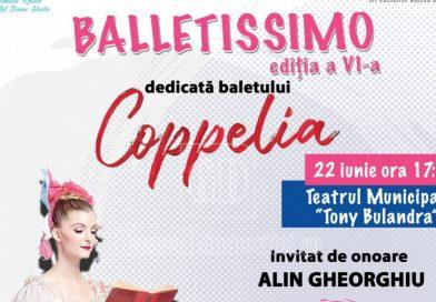 TÂRGOVIȘTE: Gală de dans și balet contemporan pentru copii