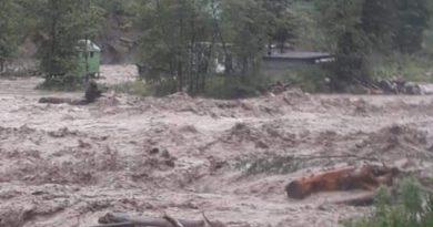 O treime din România, sub efectele unui început de vară marcat de ploi abundente și vijelii