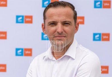 Marius Calomfirescu, consilier local, ales Președinte USRPLUS Târgoviște