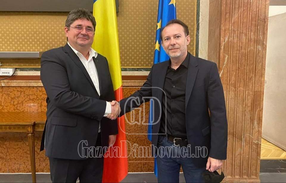 """""""La portofelul premierului""""!  Începe trădarea lui Orban în PNL Dâmbovița?"""