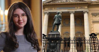 FELICITĂRI: O absolventă de Ienăchiță a intrat prima la Facultatea de Medicină din București