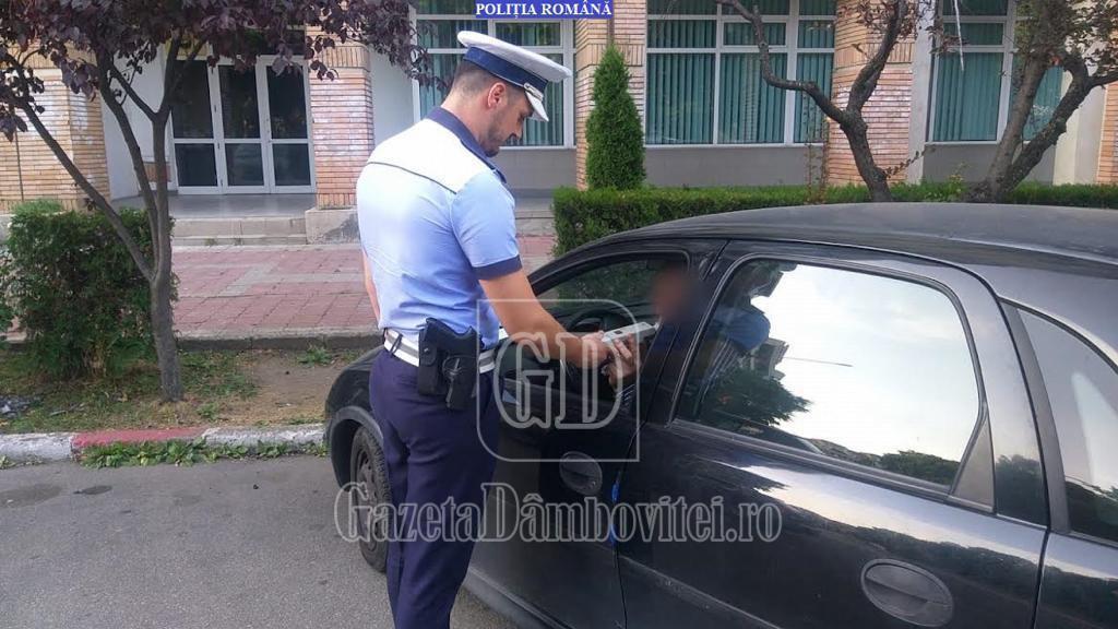 IPJ: 38 de amenzi pentru depășirea vitezei legale în doar 4 ore. Acțiunile polițistilor pe DN 7
