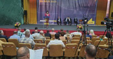 În Dâmbovița nici primarii PNL nu văd luminița guvernării. Discurs dur al Teodorei Anghelescu