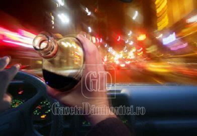La volan cu o alcoolemie de 1,30 mg/l alcool pur în aerul expirat