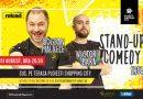 Spectacol de stand-up cu Bogdan Mălăele și Victor Băra sus pe terasa Ploiești Shopping City