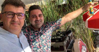 FOTO: Petrecere caniculară la Daso Cado Pool! Hai să te distrezi cu DJ Yaang de la Kiss Kiss in the Mix