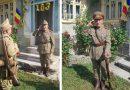 GLODENI: Veteranul Ion Banu a împlinit 103 ani