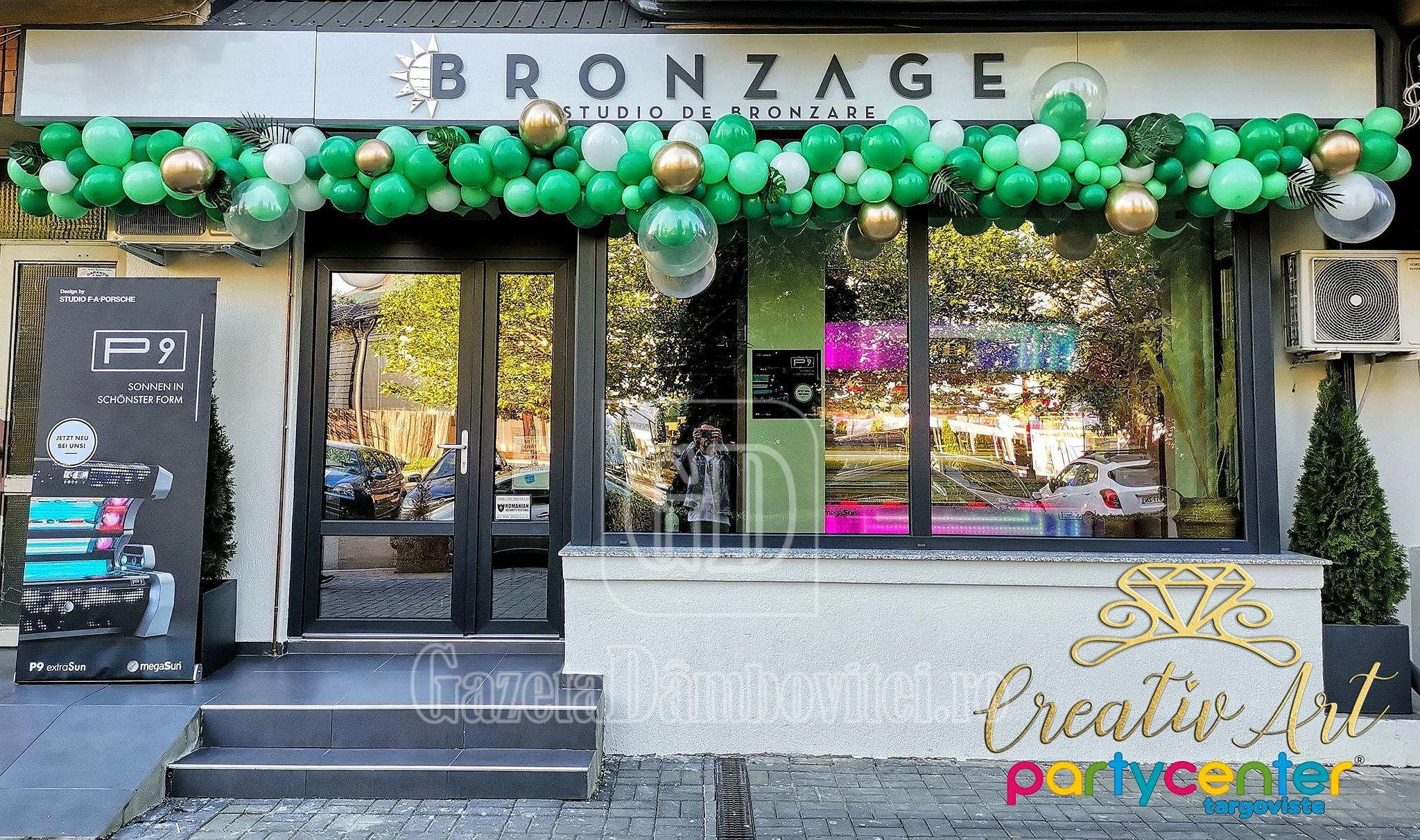Bronz natural, piele sănătoasă la BRONZAGE. Un nou studio s-a deschis la Târgoviște! – GALERIE FOTO