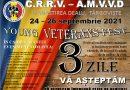 Centrul de la Mănăstirea Dealu găzduiește YOUNG VETERANS FEST  (24 – 26 septembrie)
