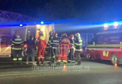 TÂRGOVIȘTE: Un șofer care a tăiat linia dublă continuă a omorât un motociclist