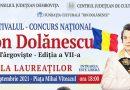 """23 – 24 septembrie: Festivalul – Concurs Naţional """"Ion Dolănescu"""", ediția a VII-a"""