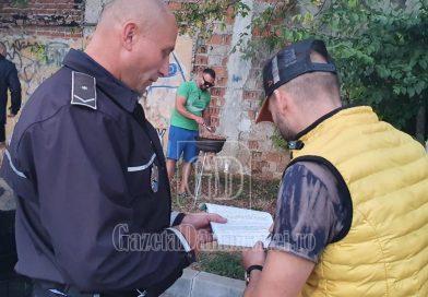 TÂRGOVIȘTE: Poliția locală cu ochii pe semințe și grătare pe domeniul public. S-au aplicat amenzi