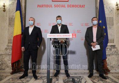 """DÂMBOVIȚA: 64 de localități nu au primit bani din fondul de rezervă împărțit de guvern. Ștefan: """"O bătaie de joc"""""""