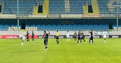 CUPA ROMÂNIEI: Chindia s-a calificat în sferturi, după victoria de la Mediaș
