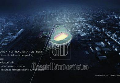 Corneliu Ștefan a susținut proiectul stadionului în fața Comisiei Tehnico-Economice a Ministerului Dezvoltării