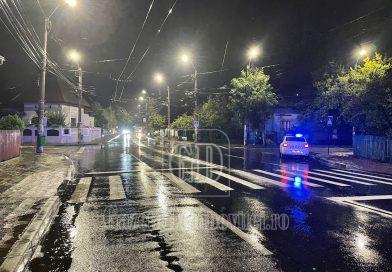 Târgovișteancă lovită pe trecerea de pietoni, de un șofer de 19 ani care se grăbea