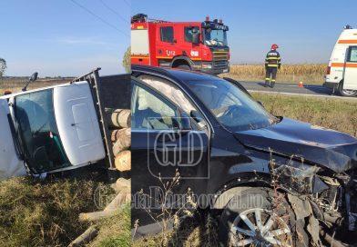 Circulație infernală pe DN 71! Drumul spre București este din ce în ce mai aglomerat și mai periculos