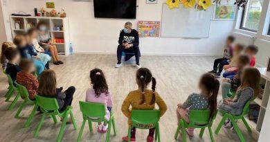 Copiii, învățați cum să se apere în diferite situații de risc