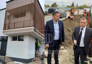 Primăria Răzvad a semnat contractele de asociere cu CJD pentru trama stradală și rețeau de canalizare